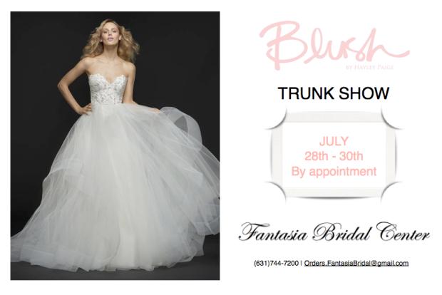 Blush Trunk Show